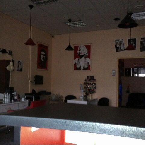 Photo taken at Frizetava.com - skaistuma studija, solārijs un kafejnīca by Coza N. on 11/21/2012