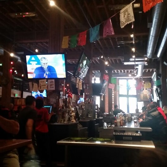Photo taken at Pedro's Cantina by Jennifer F. on 4/27/2014