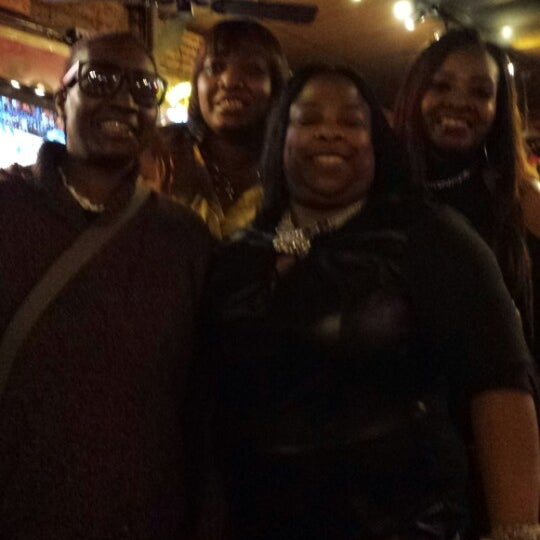 Photo taken at Manuel's Tavern by Sandra W. on 3/2/2014