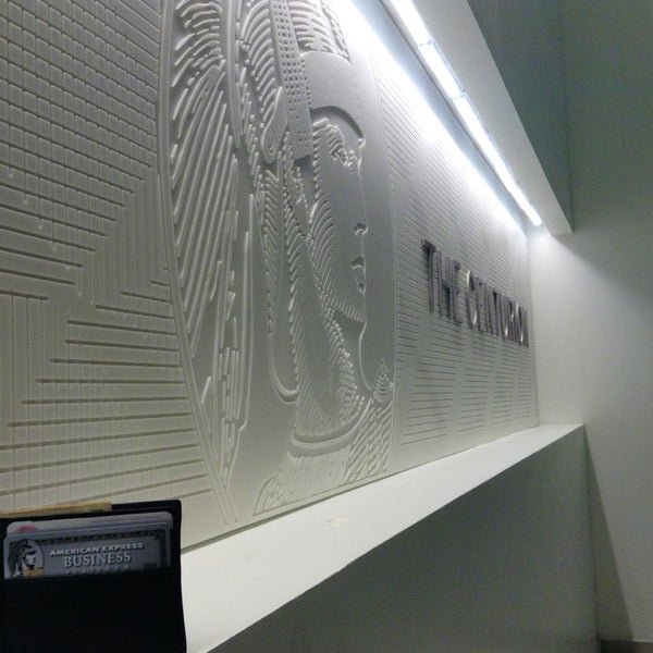 Photo taken at The Centurion Lounge by American Express by Neil C. on 6/17/2013