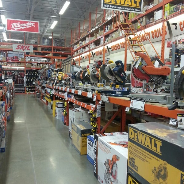 The Home Depot Hardware Store In Avondale