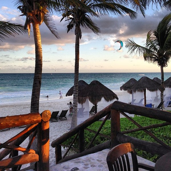 Where's Good? Holiday and vacation recommendations for Tulum, Mexico. What's good to see, when's good to go and how's best to get there.
