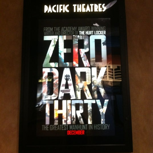 Photo taken at Pacific Theaters Culver Stadium 12 by Hollywood Julio on 12/19/2012