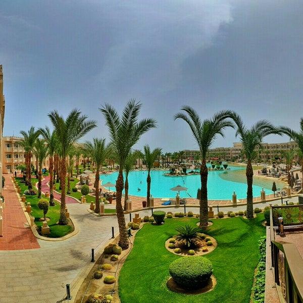 Photo taken at Albatros Palace Resort & Spa by Artem G. on 5/3/2016