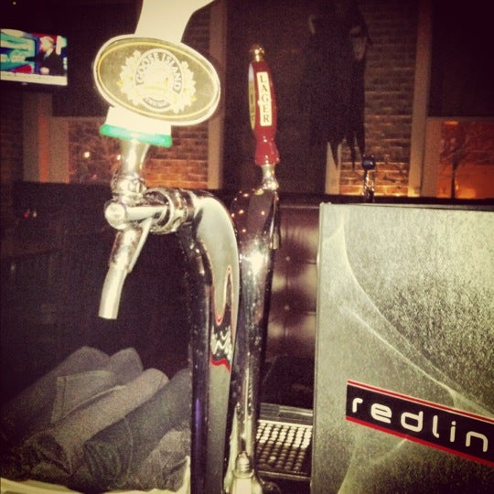Photo taken at Redline by topher on 10/26/2012