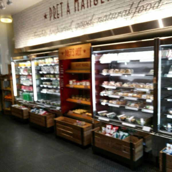 Photo taken at Pret A Manger by Pepe C. on 5/12/2016