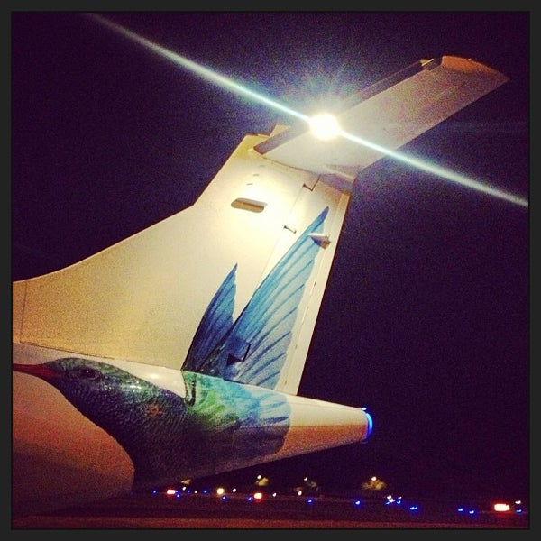 Photo taken at A.N.R. Robinson International Airport (TAB) by Ricardo N. on 1/2/2013
