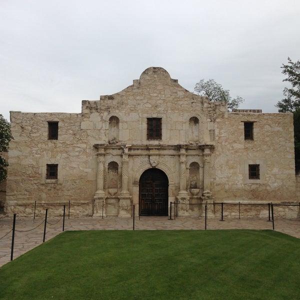 Photo taken at The Alamo by Biz T. on 4/25/2013