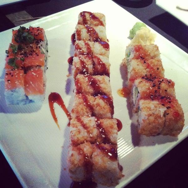 Photo taken at Blue Sushi Sake Grill by Christen on 2/15/2013