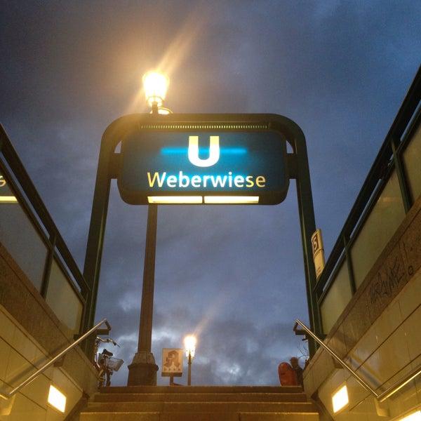 Photo taken at U Weberwiese by Christina on 2/10/2016
