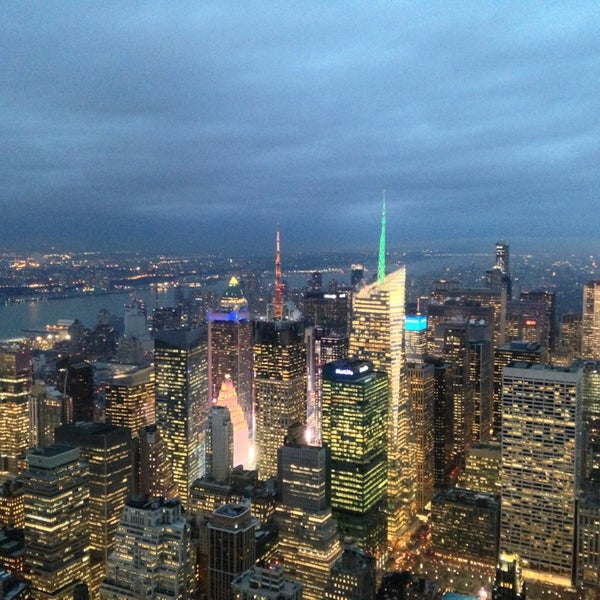 Empire state building 102nd floor observatory koreatown for 102nd floor empire state building