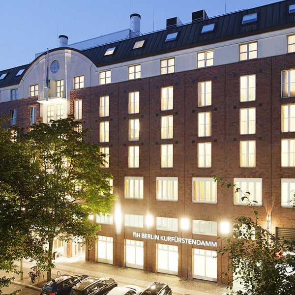 Nh Hotel Berlin Kudamm
