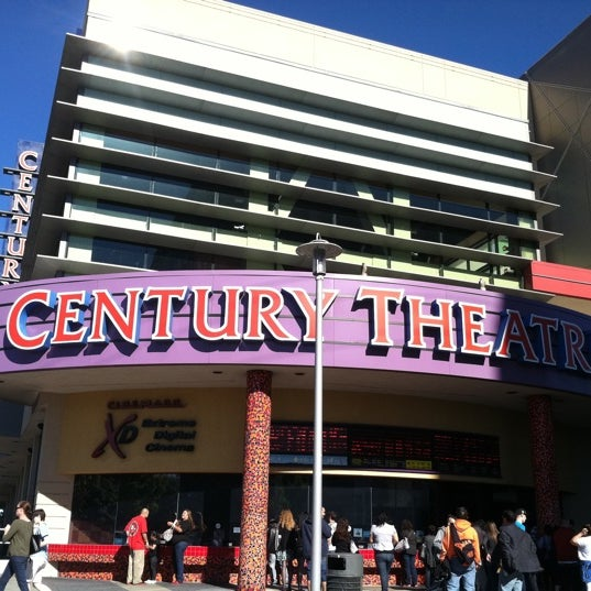 Century 20 Daly City Movie Theater In Daly City