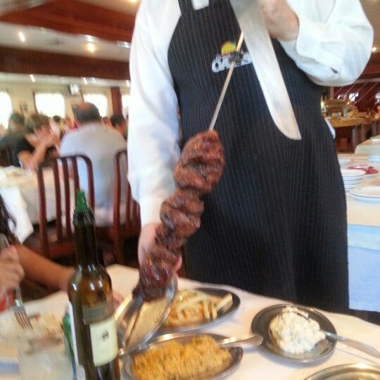 Photo taken at Oasis Churrascaria by Silvio M. on 11/11/2012