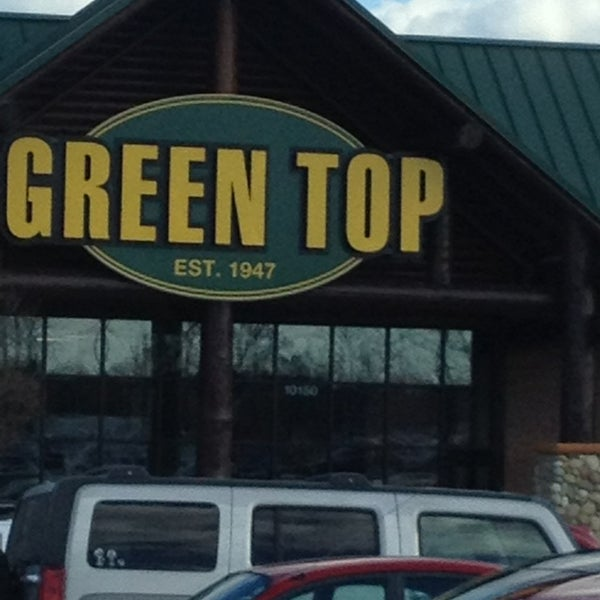 Greentop hunting fishing 10150 lakeridge pkwy for Green top hunting and fishing
