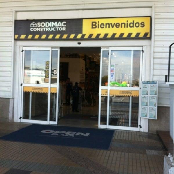 Homecenter sodimac gran tienda en vi a del mar Banos completos sodimac