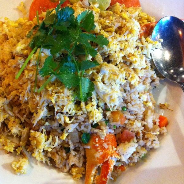 Cha 39 ba thai rose city park 11 tips for Authentic thai cuisine portland or