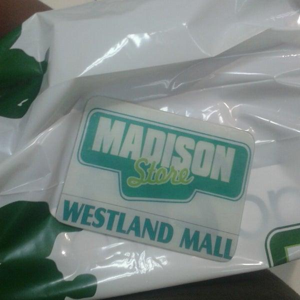 Madison Store - 1 tip
