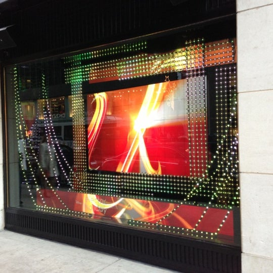 Photo taken at Barneys New York by William W. on 12/3/2012
