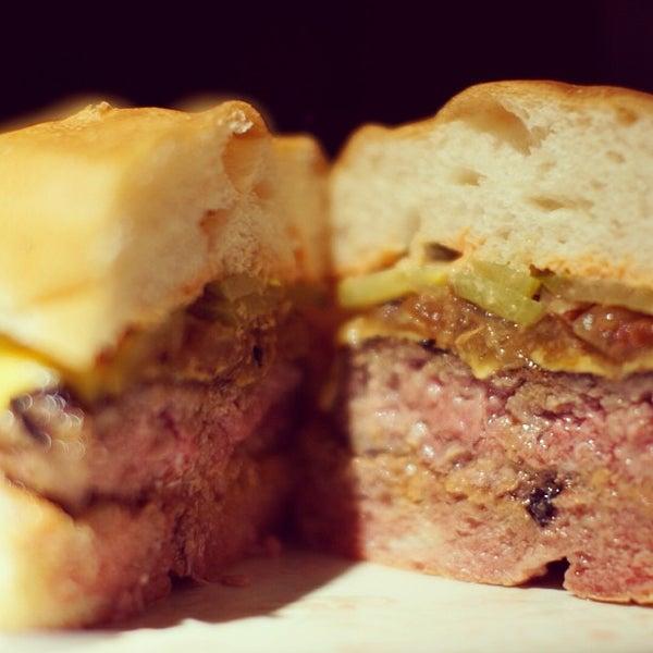 Photo taken at B & B Winepub (Burger & Barrel) by Evan H. on 7/8/2013