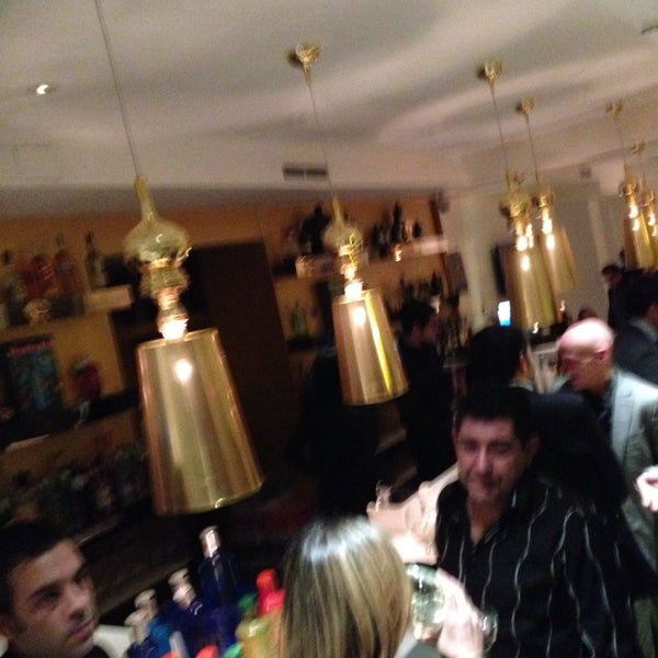 Photo taken at The Gin Room by Jimena M. on 1/23/2014