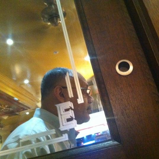 Photo taken at Dôme Café by David D. on 12/18/2012