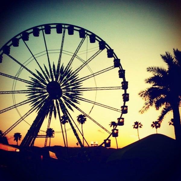 Photo taken at Coachella Valley Music and Arts Festival by Jay S. on 4/13/2013