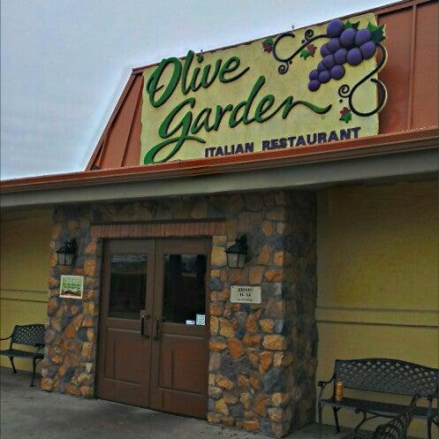Olive Garden Italian Restaurant In Southwest Arlington