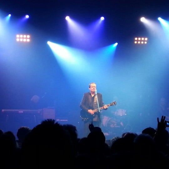 Photo taken at AB Ancienne Belgique by Joost V. on 6/21/2014