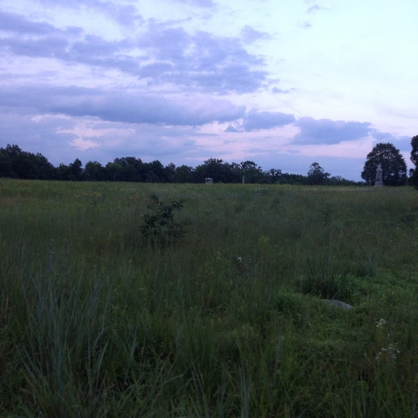 Photo taken at Wheatfield, Gettysburg Battlefield by Paul T. on 7/31/2013