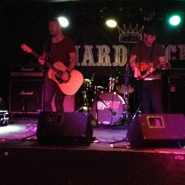 Photo taken at Hard Luck by Samantha E. on 5/8/2014