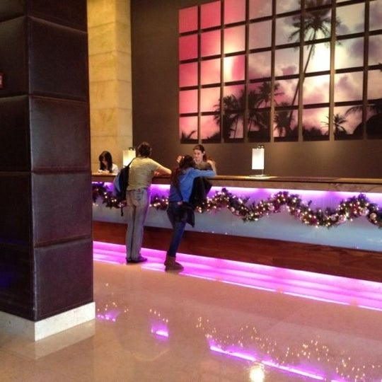 Photo taken at The Perry South Beach Hotel by Mohammed A. on 12/24/2012