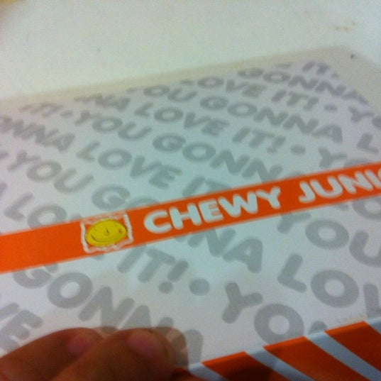 Photo taken at Chewy Junior by Fea S. on 11/21/2012