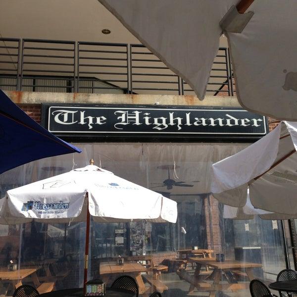 The Highlander Dive Bar in Midtown