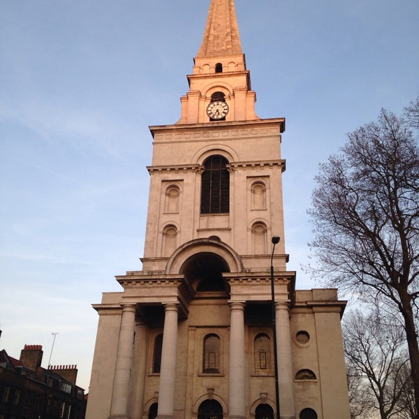 Photo taken at Christ Church by Zach S. on 3/8/2014