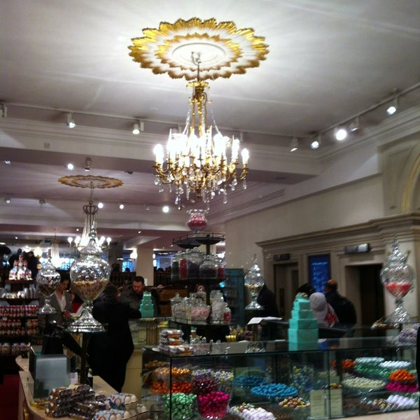 Photo taken at Fortnum & Mason by Lady T. on 2/18/2013