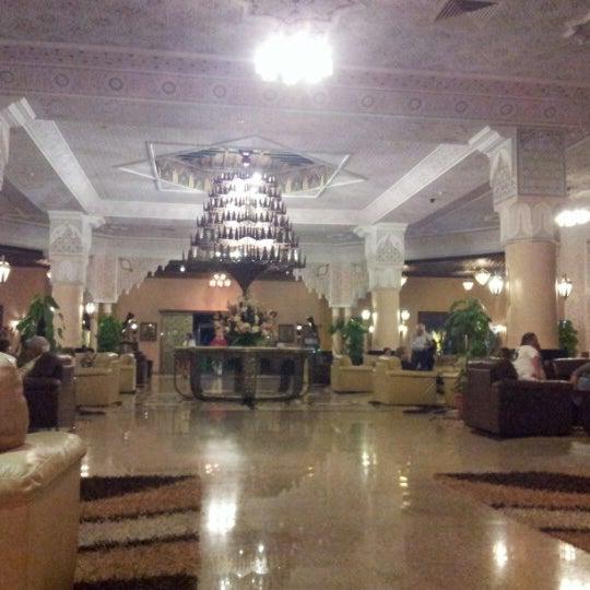 Photo taken at Albatros Palace Resort & Spa by Elena U. on 2/10/2013
