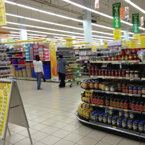 Photo taken at Lulu Hypermarket by Joel F. on 1/30/2013