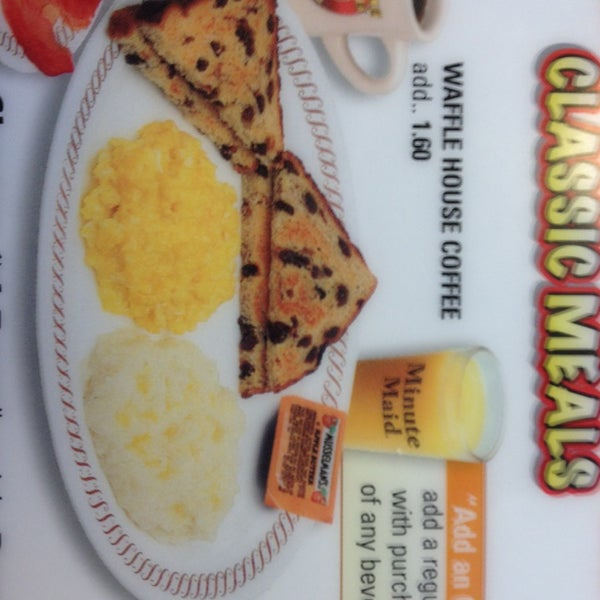 Photo taken at Waffle House by Robert W. on 2/24/2013