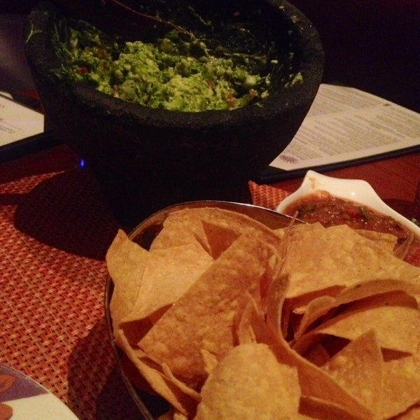 Photo taken at Rosa Mexicano by Jc L. on 5/17/2014