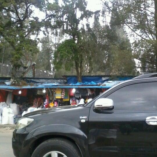 Photo taken at Pasar kaget berastagi by Lidya P. on 1/15/2013