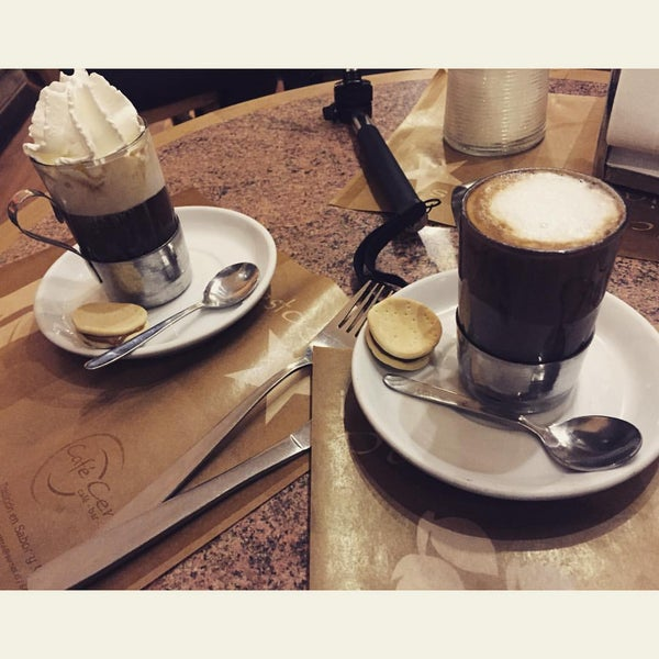 Photo taken at Café Central by Paola V. on 9/16/2015