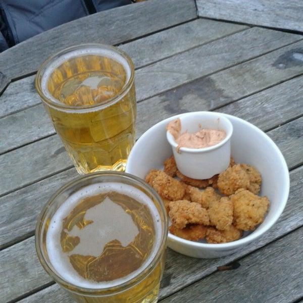 Yellow Dog Brewery Food