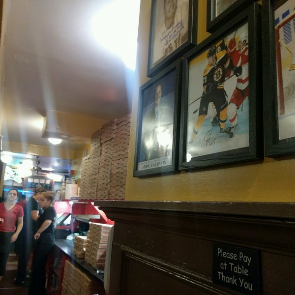 Photo taken at Regina Pizzeria by Brandon B. on 8/25/2016