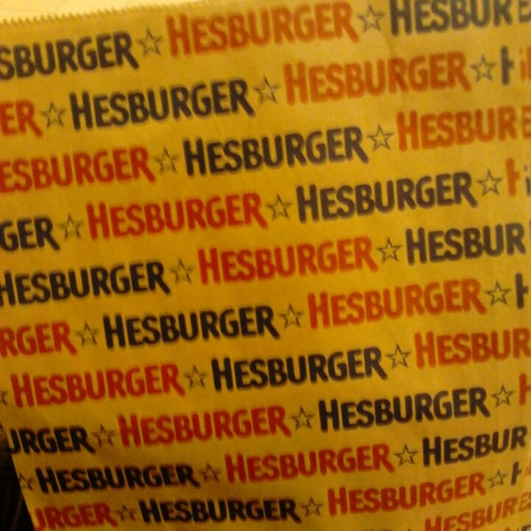 Photo taken at Hesburger - Rīga by Edijs K. on 4/3/2013