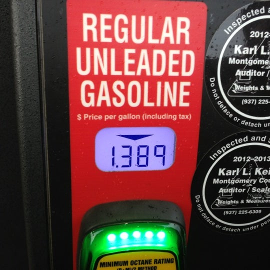 Photo taken at Kroger Fuel Center by Ashley C. on 12/15/2012