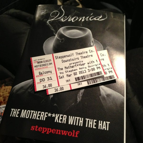 Photo taken at Steppenwolf Theatre Company by Rick D. on 3/2/2013