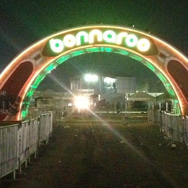 Photo taken at Bonnaroo Music & Arts Festival by Kathleen W. on 6/17/2013