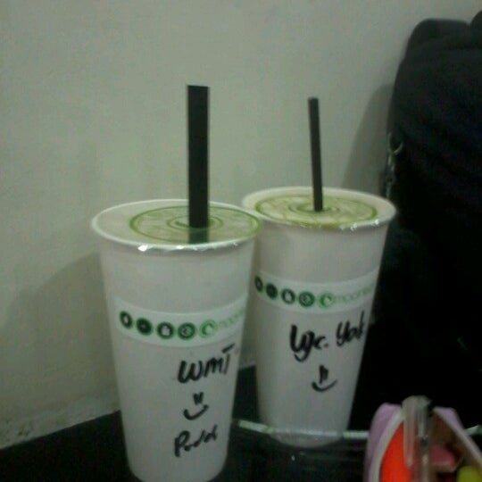 Photo taken at Moonleaf Tea Shop by Deanne V. on 1/9/2013