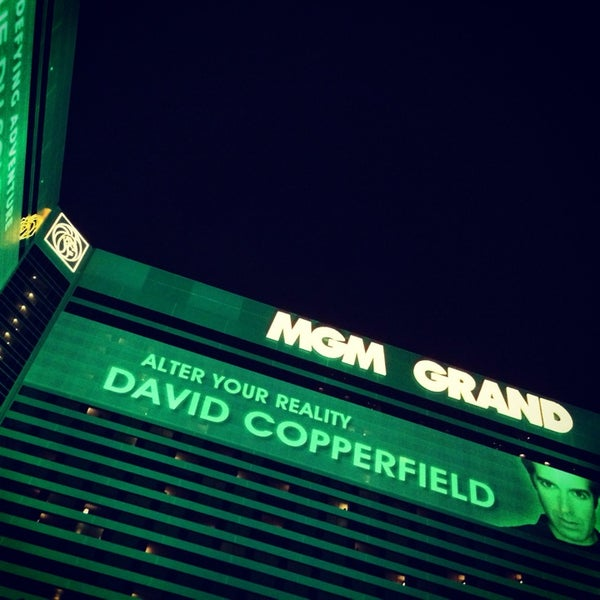 Photo taken at MGM Grand Hotel & Casino by [t] m. on 6/14/2013